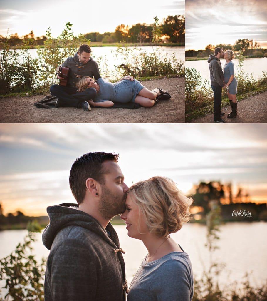 lake county maternity photoraphy