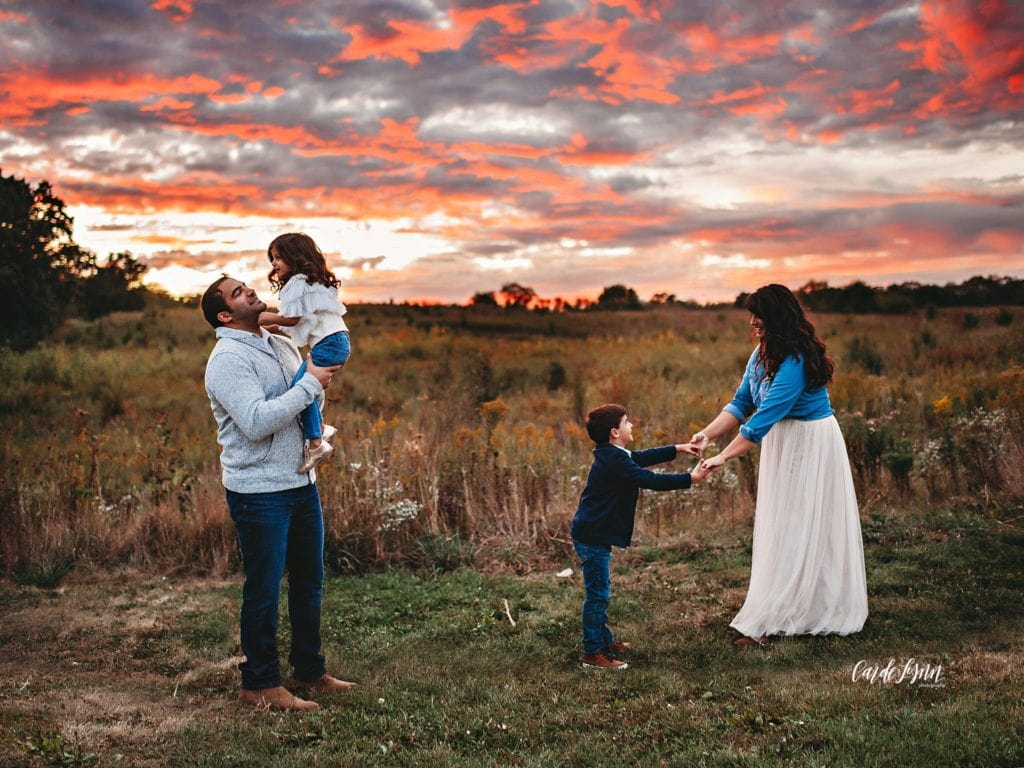 cook county il family photographer