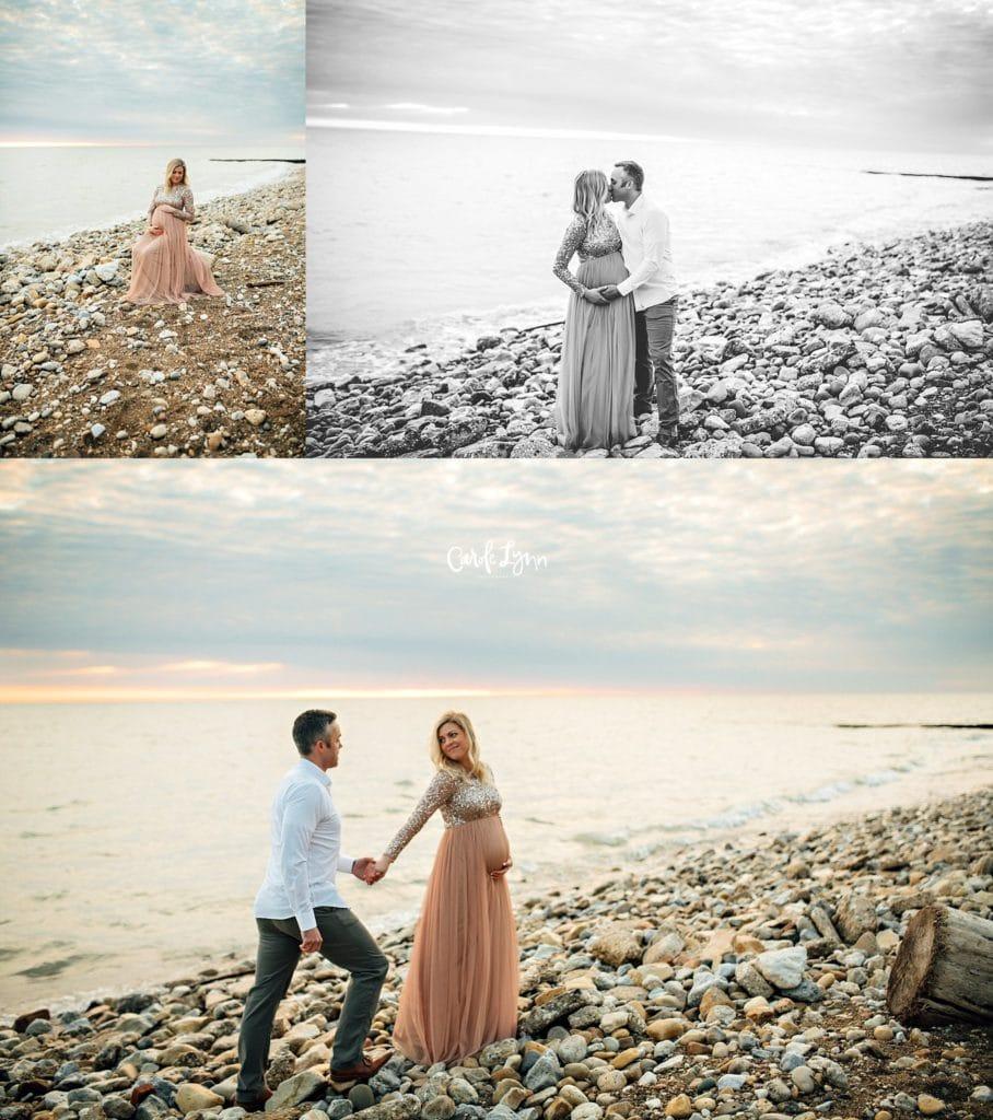 libertyville maternity photographer