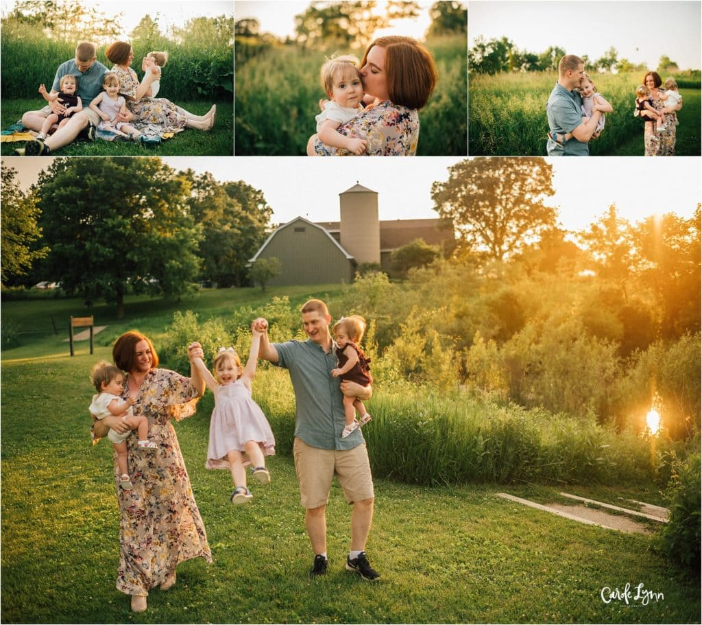 styling family photography